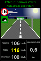 Screenshot of Tutor Advisor (Autovelox Vers)
