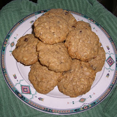 Oatmeal Pudding Cookies
