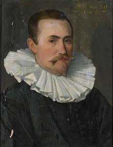 RIJKS: anoniem: painting 1597
