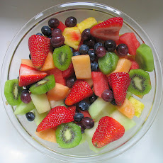 Scandinavian Fruit Salad