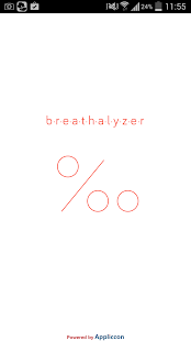 Your Breathalyzer PRO - screenshot