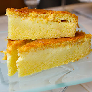 Custard-Filled Cornbread