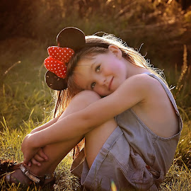 My littlie minnie by Tami Carlile - Babies & Children Child Portraits (  )