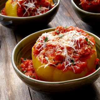 Stuffed Bell Pepper-oni