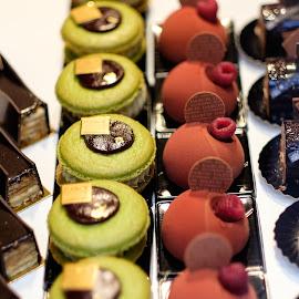 Gold by Lieven Lema - Food & Drink Candy & Dessert ( ©2014, hasselt, fujiwalk, lieven lema )