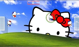 Screenshot of Kitty Soccer