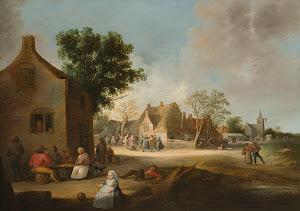 RIJKS: Pieter de Bloot: painting 1639