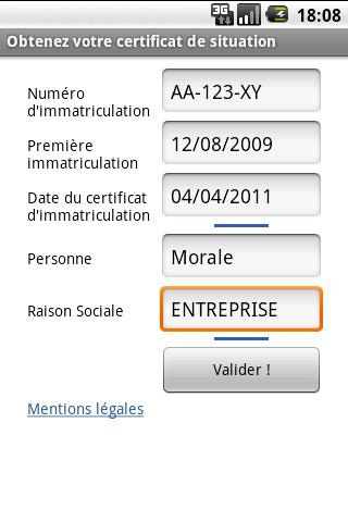 Certificandroid