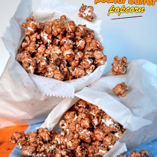 Chocolate Peanut Butter Popcorn Recipes