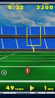 Screenshot of Field Goal Fever
