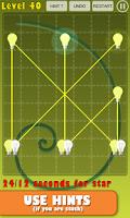 Screenshot of Light Up The Bulbs