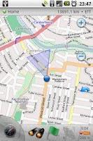 Screenshot of Maverick: GPS Navigation