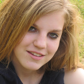 Happy Birthday to my daughter Emily who is 15 today. by Lori Maloy McMahon - People Family