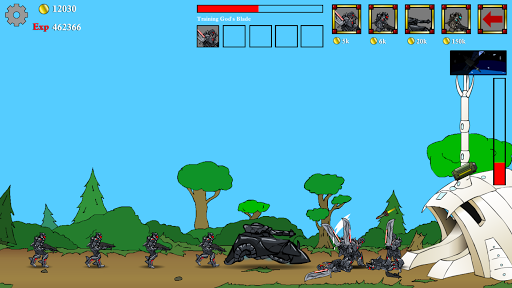 Age of War - screenshot