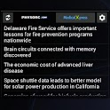 PHYSorg & MedicalXpress Widget icon