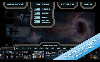 Screenshot of Anomaly LITE