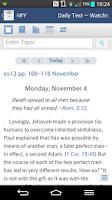 Screenshot of JW.org Podcast (English)