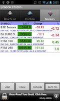 Screenshot of Tokyo Stock Manager