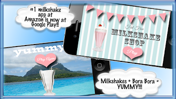 Screenshot of Milkshake Maker Games FREE App