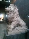 ICBC Stone Lion
