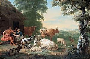 RIJKS: Jan van Gool: painting 1763