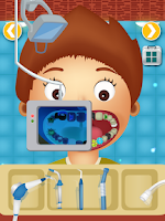 Screenshot of Crazy Kids Clinic