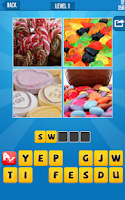 Screenshot of Word4Pics: 4 Pics 1 Word