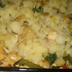 Mixed Vegetable Casserole (Gronsaksgratin)