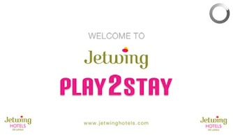 Screenshot of Jetwing Play2Stay
