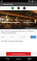 Screenshot of Dealsandyou-Free Deals,Coupons