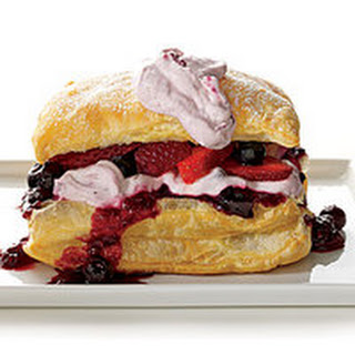 Bumble Berry Napoleons
