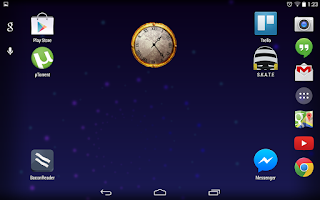 Screenshot of Steampunk Great Clock