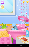 Screenshot of Princess Salon