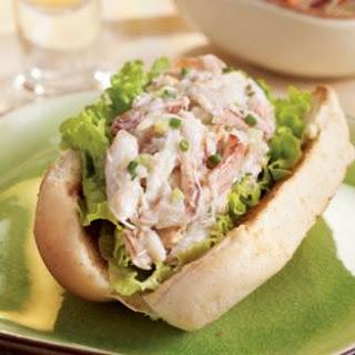 Hot Crab Roll Recipes