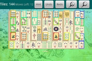 Screenshot of Mahjong Free Lite