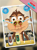 Screenshot of Pet Nose Doctor - Fun Game
