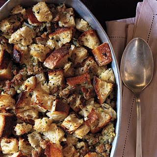 Sourdough Bread Stuffing Recipes
