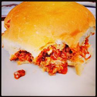 Delish Sloppy Joes