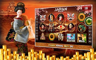 Screenshot of Japan Slot Machines Pokies HD