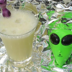 Little Green Men Frozen Cocktail