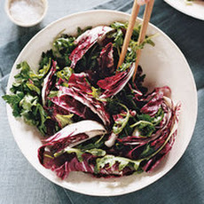 Mixed Greens with Caper Dressing
