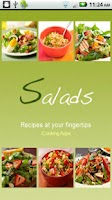 Screenshot of iCooking Salads
