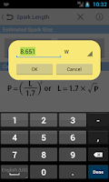 Screenshot of Tesla Calculator Lite