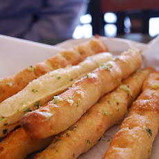 Fennel-and-Garlic Breadsticks