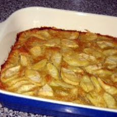 Easy Apple Kugel