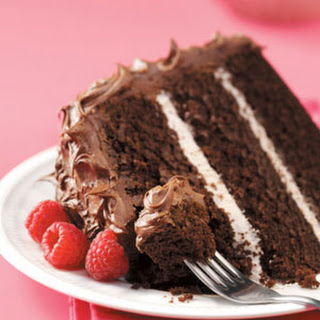 Low Fat Chocolate Cake With Raspberry Filling Recipes