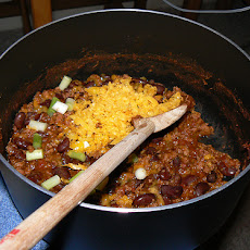 Emeril's Two-Bean Turkey Chili
