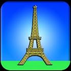 París en 3 días -Guía de Paris icon