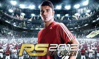 Screenshot of Real Soccer 2012