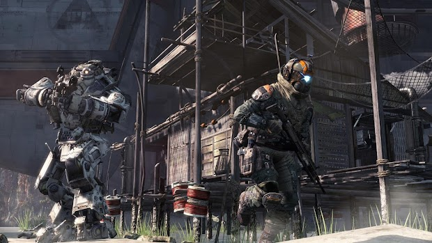 Harrison believes Titanfall will be a killer app for the Xbox One